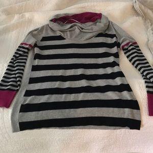 Women's XL cowl neck sweater